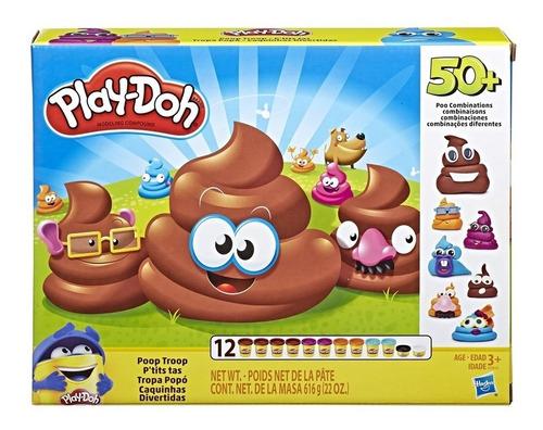 Massinha Modelar Hasbro Play-doh  Caquinhas Divertidas E5810