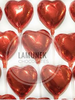10 Corazón Choco Souvenir Candy Souvenirs Día Del Maestro