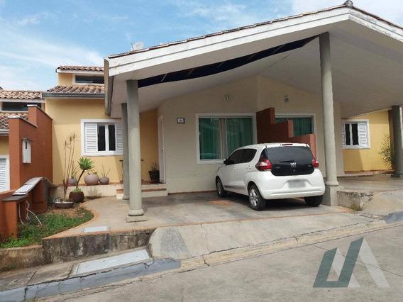 Oportunidade Venda - Casa Com 3 Dormitórios Para Venda E Locação, 107 M² Com Móveis Planejados, R$ 430.000 - Condomínio Pérola - Sorocaba/sp - Ca0866