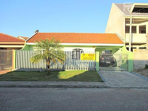Casa Residencial À Venda, Pinheirinho, Curitiba - Ca0035