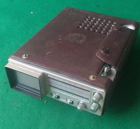 Micro Tv P&b 2 Pol. E Rádio (am Fm Sw) Broksonic Cirt2097t