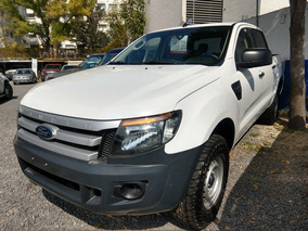 Ford Ranger 2013 Doble Cabina Aire Y Dh Exelente