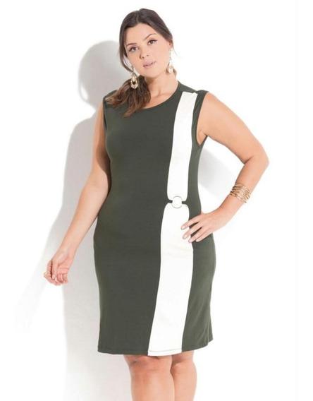 Vestidos Femininos Curtos Plus Size Argola Roupas Femininas