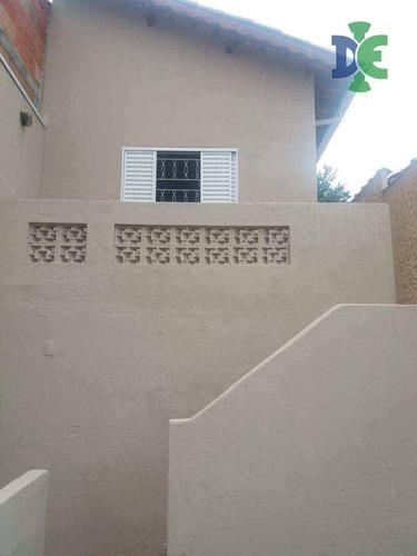 Casa Com 3 Dormitórios À Venda, 140 M² Por R$ 199.000,00 - Jardim Maria Amélia - Jacareí/sp - Ca0344