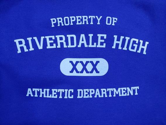 Sudadera Riverdale Con Capucha Y Cangurera Unisex