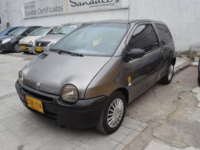 Renault Twingo Authentique Placa Cdk824