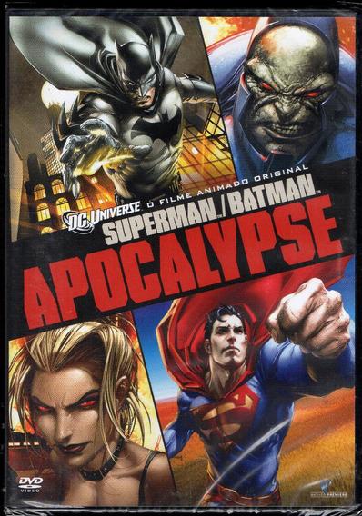 Superman / Batman Apocalypse - Produto Original Novo Lacrado