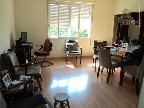 Imagem 1 de 9 de Apartamento Residencial À Venda, Santana, Porto Alegre. - Ap3584