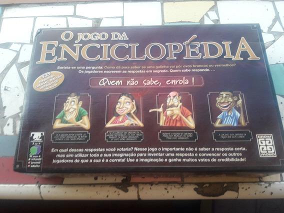 O Jogo Da Enciclopedia - Grow