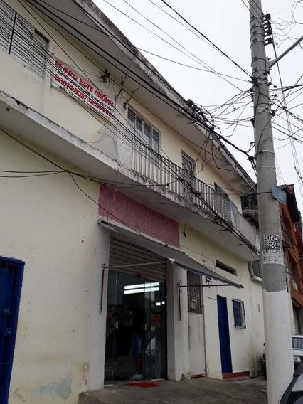 Casa Com Três Salão Comercial Sobrado Mais Três Casas Alugad