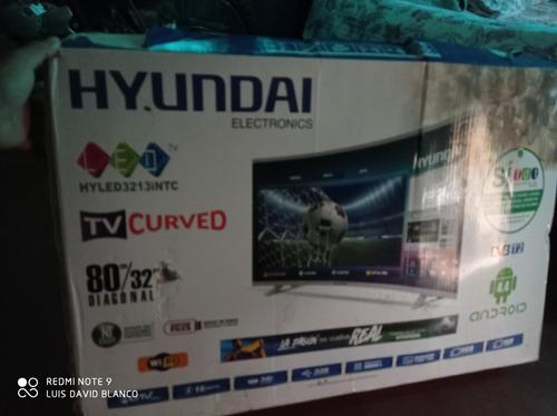 Imagen 1 de 4 de Tv Hyundai  3213intc Para Repuestos