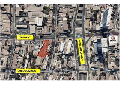 (ter) San Pablo A Pasos De Autopista Central