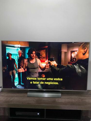 Imagem 1 de 8 de Tv Sony Smart Led  55 Xbr-55x855d ( Com Nota Fiscal )