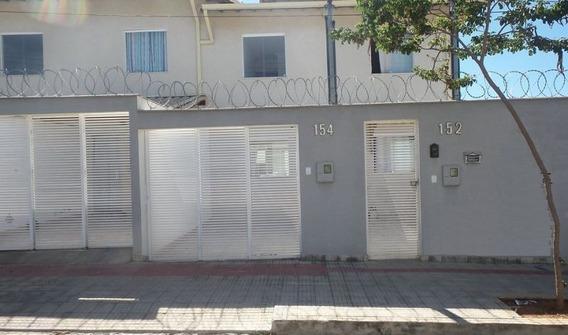 Casa Com 2 Quartos Para Comprar No Santa Mônica Em Belo Horizonte/mg - 818