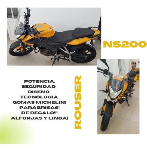 Bajaj Rouser Ns200