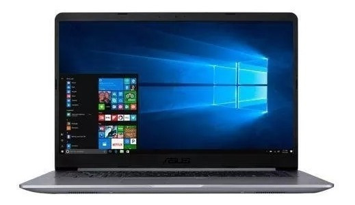 Notebook Asus X543ua-go2196t Cinza Escuro