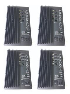 4 Modulos Amplificados 200 W Rms Ideal Rockolas Bafles