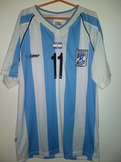 Camiseta De La Seleccion Argentina De Handball 2011 #11 Sujo