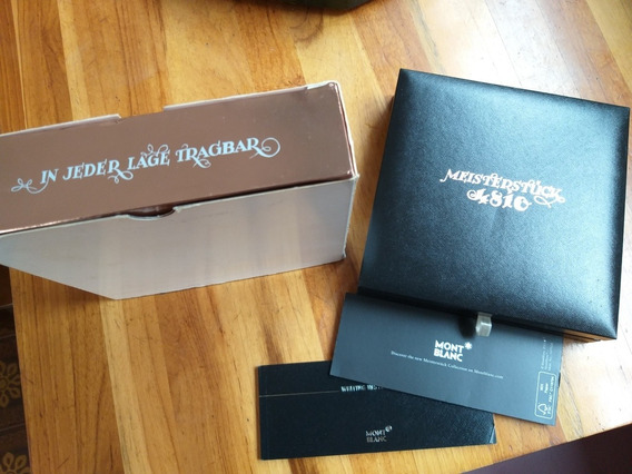 Montblanc Caixa Luxo Promocao R$ 99
