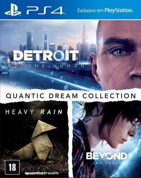 Quantic Dream Collection - Ps4