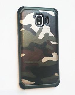 Forro Protector Camuflaje Samsung J4 J6 J4 Plus J6 Plus