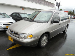 Ford Windstar Lx At 3800cc