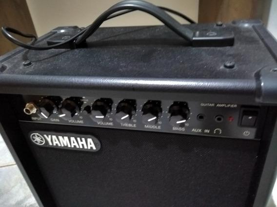 Amplificador Cubo Yamaha Ga15ii 15w Rms Para Guitarra