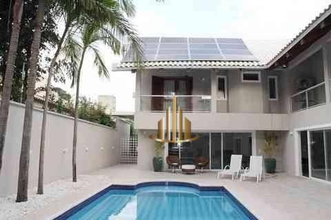 Casa Com 4 Suítes À Venda, 800 M² Por R$ 7.800.000 - Alphaville 02 - Barueri/sp - Ca2471