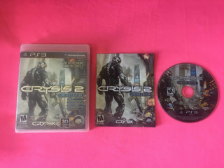 Crysis 2 Limited Edition Ps3 (game Army)