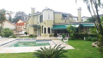 Casa Com 4 Dormitórios À Venda, 550 M² Por R$ 3.200.000 - City América - São Paulo/sp - Ca1267