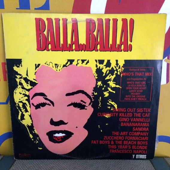 Baila, Baila, Mix - Sandra Vannelli Lp Vinilo