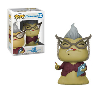 Funko Pop Roz #387 Monster Ink Disney Regalosleon