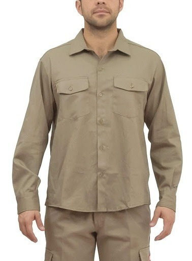 Kit Camisa Y Pantalon De Trabajo. Varios Colores