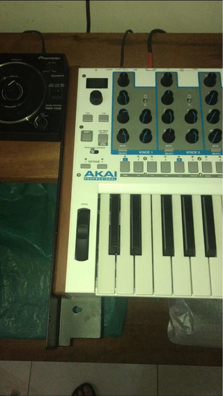 Akai Timbre Wolf (sintetizador Polifônicos)único Do Brasil!