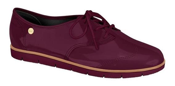 Sapato Feminino Oxford Moleca Original Sapatenis Casual
