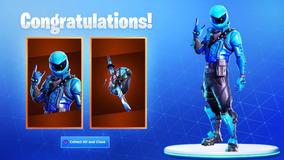 Skin Honor Guard Para Fortnite