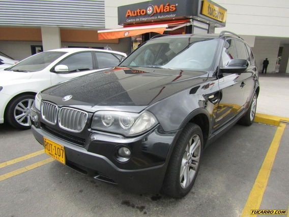 Bmw X3 Xdrive3.0i- E83 3.0 At