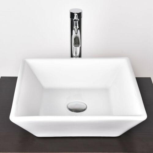 Ceramic Sink C - Baño Recipiente Fregadero Lavabo Bowl -6087