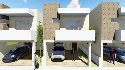 Pre-venta De 4 Casas En Col. Primero De Mayo, Cd. Madero, Tamps.