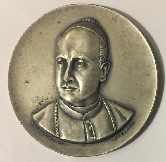 Medalla Consagracion Obispo Matias Linares Salta 1898