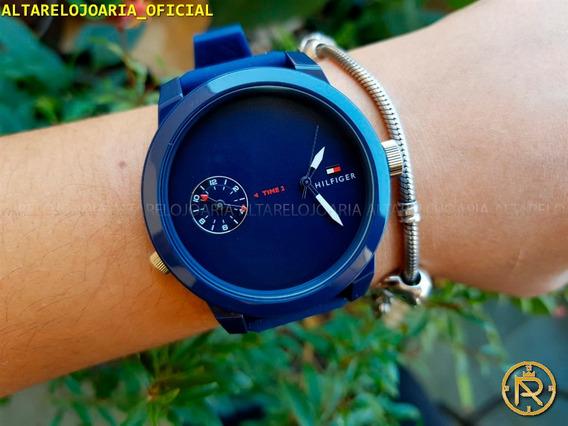 Relógio Unissex Tommy Hilfiger Th3061472111 Dual Timer