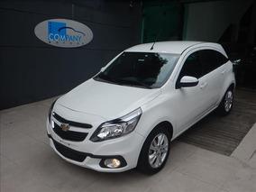 Chevrolet Agile Agile Ltz 1.4 Completo 2014 Branco Única Don
