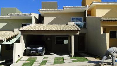 Linda Casa Com 03 Quartos Em Condomínio Fechado - São Marcos - Codigo: Ca0005 - Ca0005
