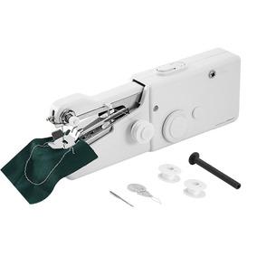 Mini Portátil Bateria Alimentado Handheld De Costura Máquina