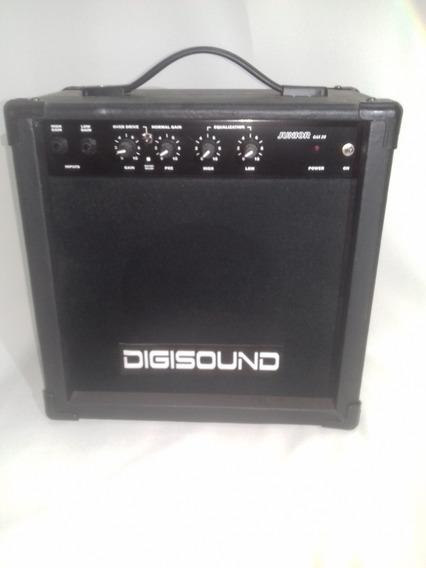 Amplificador De Guitarra Digital Sound 20watts + Enviogratis