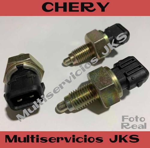 Valvula O Sensor De Retroceso Chery  Arauca/x1/ Qq6/ Orinoco
