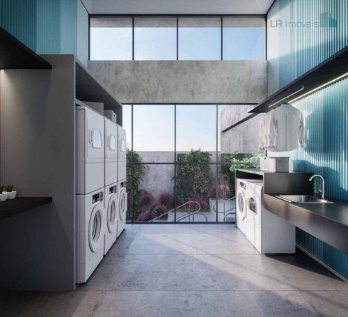 Studio Com 1 Dormitório À Venda, 25 M² Por R$ 355.000,00 - Consolação - São Paulo/sp - St0836