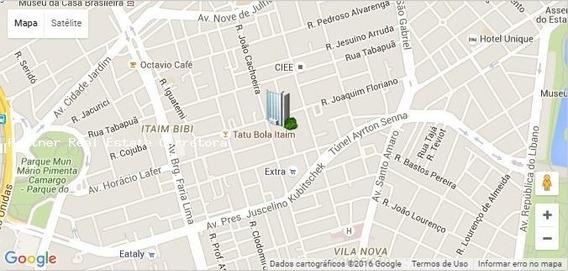 Laje Corporativa Para Locação Em São Paulo, Vila Olimpia, 2 Banheiros, 3 Vagas - 1696l_2-281401