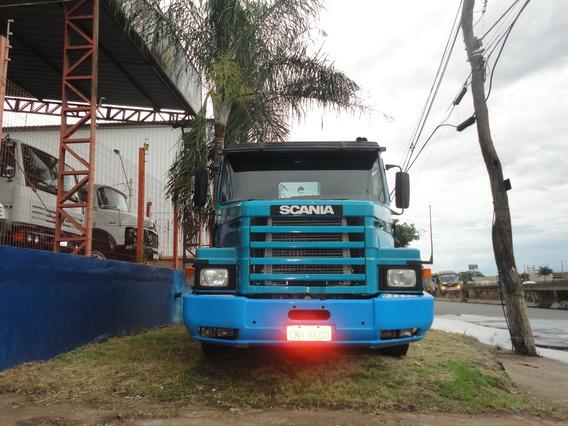 Scania T112 H Ano 1984 Todo 113