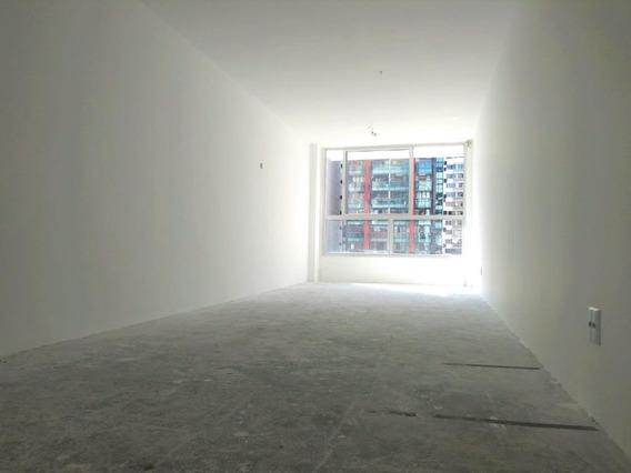 Sala Em Jardim Icaraí, Niterói/rj De 34m² À Venda Por R$ 280.000,00 - Sa348337